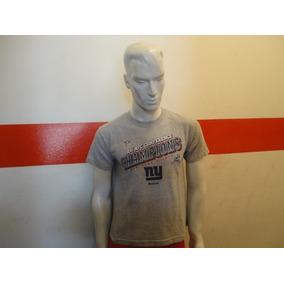 Remera Reebok Nfl New York Giants Made In Usa