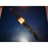 Antiguo Reloj Longines De Oro Caja Sellada A Cuerda