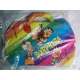 Lote Cajitas Sorpresa Cotillon Hanna Barbera Picapiedras An