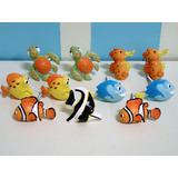 Puxador De Gaveta Infantil - Turma Do Nemo