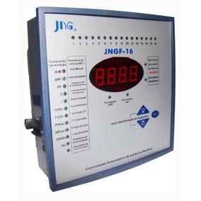 Controlador De Fator De Potência Jngf-16 16 Estágios