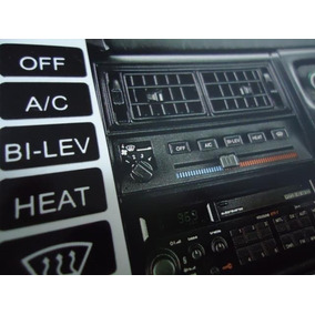 Kit Adesivo De Reparo Comando Ar Condicionado Gol Gts