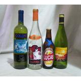 Etiquetas Personalizadas P/ Botellas Vino Cerveza Souvenir