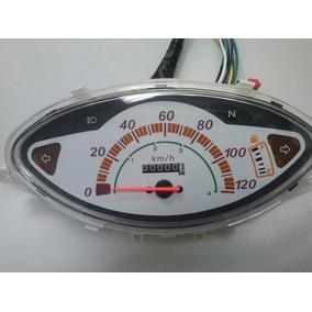 Painel Honda Biz 100 02/08 Com Marcador Combustivel + Brinde