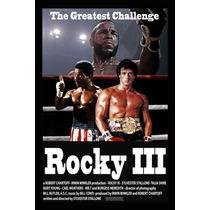 Posters Afiches Lámina Full Hd 30x20cm Rocky Balboa Pfi-011