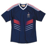 Camiseta A1 Local Futbol Seleccion Francia España Brasil