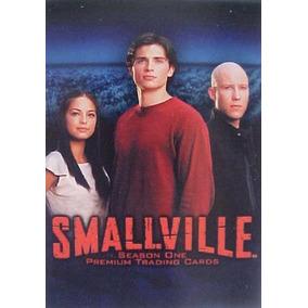 Cards - Smallville Season 1 - Coleção Completa