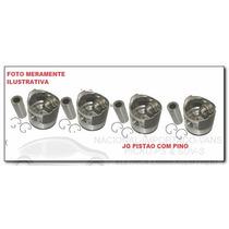 Jg Pistao Motor 0,50 Ford Fiesta 1.6 Zetec Rocam