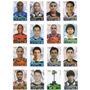 Campeonato Brasileiro 2012 - 40 Figurinhas Extras