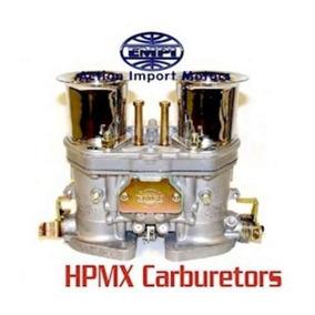 Carburador Zero Mod. Weber 40 E 44 Empi - Idf.