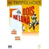 Dvd Original Do Filme Os Trapalhoes - Dois Na Lona
