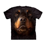Camiseta Cão Cachorro Rottweiler Original The Mountain