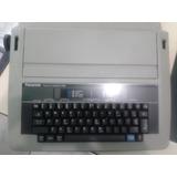 Maquina De Escrever Panasonic Kx-r305