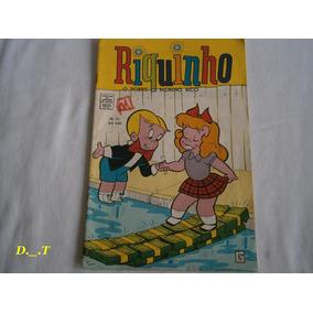 Riquinho - Nº 33 - Década De 70 - Ed.. Colorida