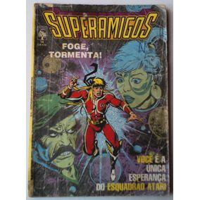 Superamigos Nº 14 Editora Abril