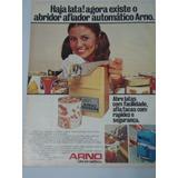 Propaganda Antiga* Afiador Arno+ Rid Limão Bombril+ Compras