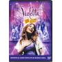 Violetta En Vivo Desde Buenos Aires . Pelicula En Dvd