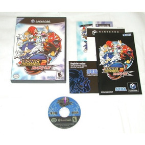 Game Cube: Sonic Adventure 2 Battle Americano Completo!!