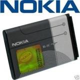 Bateria Nokia Original Bl-5c Bl5c N70 E60 1100 Selo Anatel