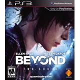 Beyond Two Souls Ps3 | Digital Dos Almas Español