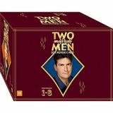 Coleção Two And A Half Men - As 8 Temporadas Completas!