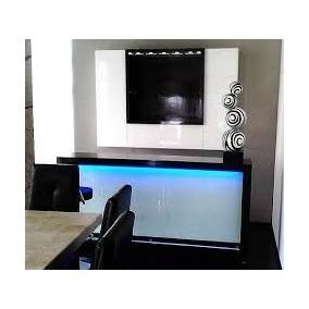 Barra, Cantina Luminosa Minimalista Lounge Muebles Lluminat