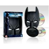 Batman - The Dark Knight Dvd - Edição Porta Dvds Máscara