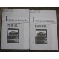 Manual Dvd Cyber Cybd-001