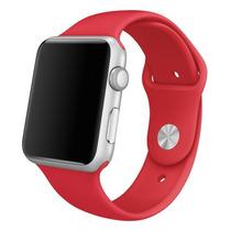 Pulseira Apple Watch 42mm Modelo Sport Varias Cores