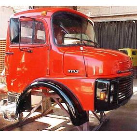 Cabine Caminhão Mercedes-bens 1113 A 1518