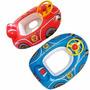 Boia Inflável Infantil Carro Com Assento E Volante Completo