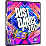 Just Dance 2017 Juego Ps3 Playstation 3