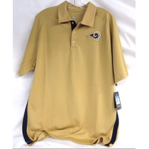 Nfl Nike Los Angeles Rams Playera Polo De Adulto Original