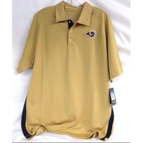 Nfl Nike Los Angeles Rams Playera Polo De Adulto Original