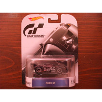 Hot Wheels Gt Gran Turismo 1/5 Ford Gt