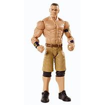 Coleccionable Figura Wwe John Cena Campeones Del Mundo Acci