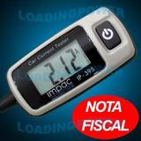 Amperímetro Automotivo Digital P/ Teste Som E Farol De Carro