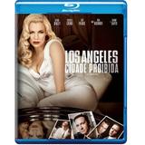 Blu Ray - Los Angeles Cidade Proibida (lacrado)