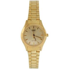 dfedd75d5e9a relojes casio color oro