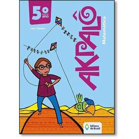 Livro Matemática 5º Ano Akpalô