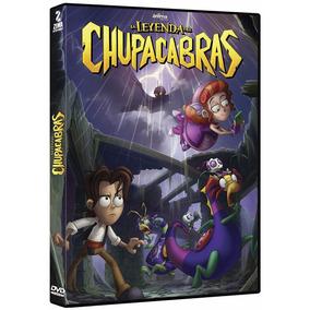 La Leyenda Del Chupacabras Pelicula En Dvd