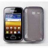 Capa Silicone Tpu Samsung Galaxy Y Gt-s5360 Frete Grátis
