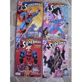 Superman! Panini 2002-2010! Vários! R$ 10,00 Cada!