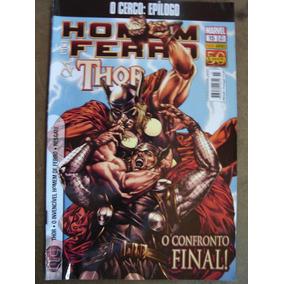 Homem De Ferro & Thor Nºs 9 Ao 38 Ed. Panini