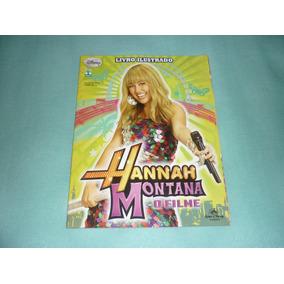 Álbum De Figurinhas Com 87 Figs. Coladas Da Hannah Montana
