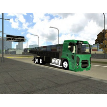 Patch Mods Trucks E Estradas Do Brasil 18 Wheels Long Haul