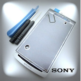 Carcaça Sony Xperia Arc S X12 Lt15i Lt18i Lt15a (branca)