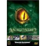 Dvd Anaconda 2: A Caçada Pela Orquídia Sangrenta