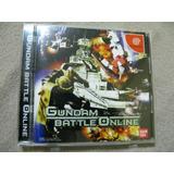Dreamcast Gundam Sega Consola Video Juegos Ps Nintendo