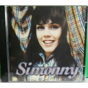 Cd Simonny Original Lacrado Raro Não É Angelica Xuxa Eliane